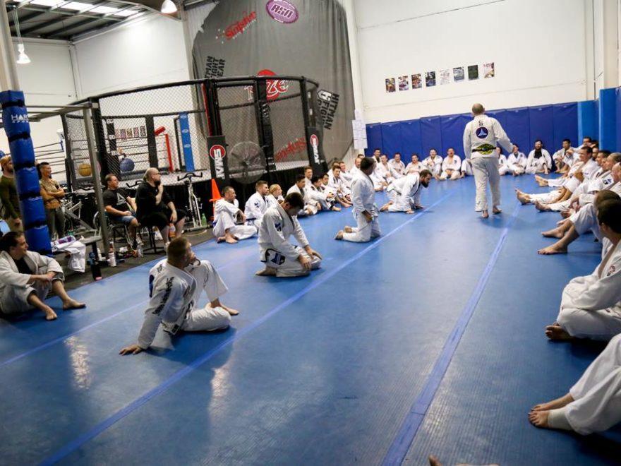 Brisbane Fight Gyms - MMA, BJJ, Boxing, Muay Thai - Fight com au