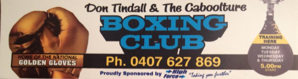 Caboolture Boxing Club