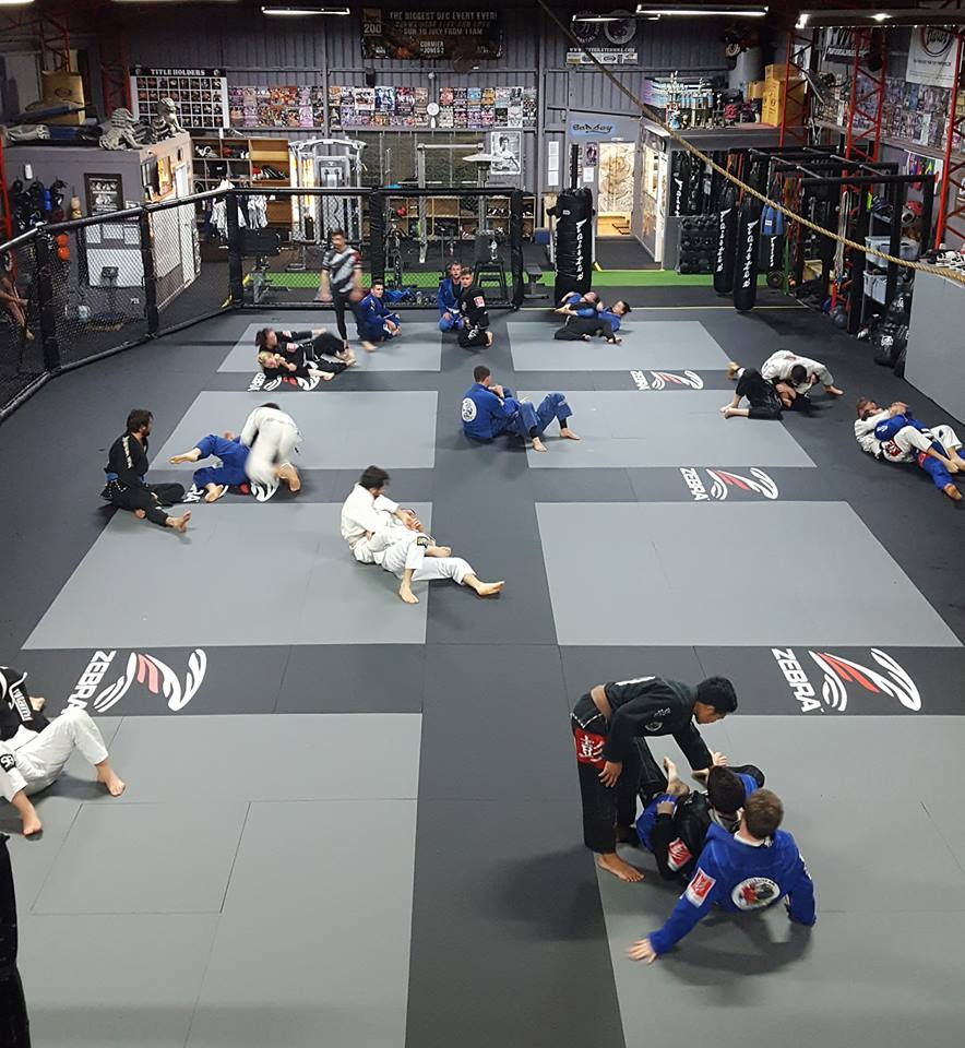 Brisbane Mixed Martial Arts Gym