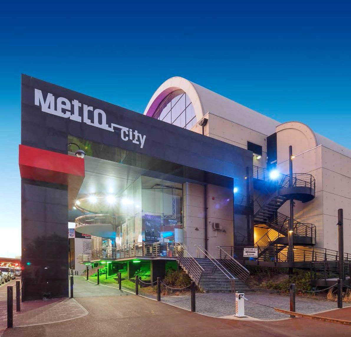Metro City