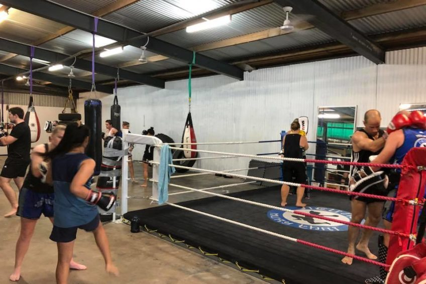 Neung Muay Thai Gym - Mackay Muaythai Training - Fight com au
