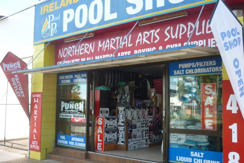 Northern Martial Arts Supplies - Brisbane Fight Shop - Fight com au