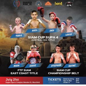 Siam Cup Supa 4 - Siam Warriors