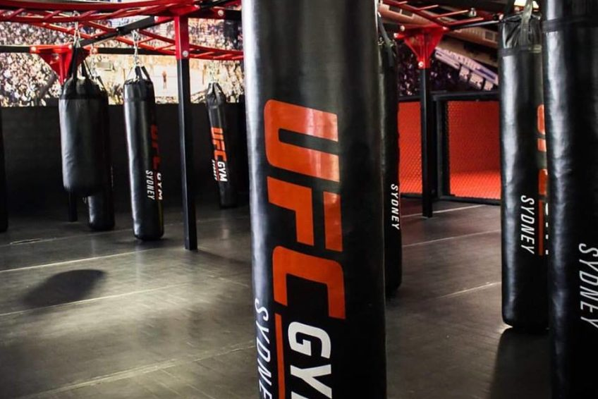 UFC Gym Sydney - Alexandria MMA Training - Fight com au