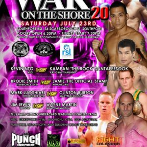 War on the Shore 20