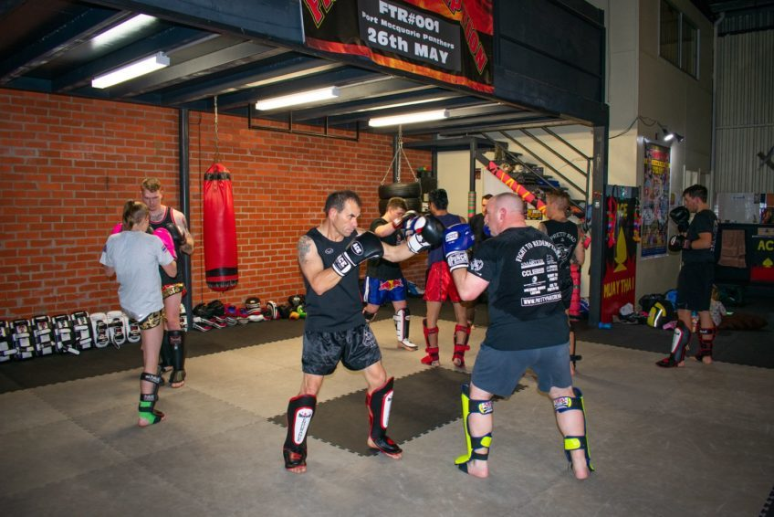 Ace Muay Thai - Port Macquarie Muaythai Gym | Fight com au