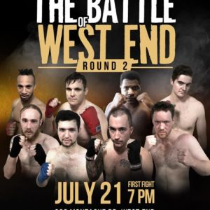 The Battle of West End 2