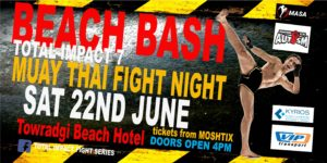 Total Impact 7 Beach Bash