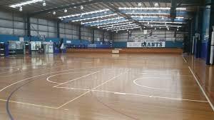 Coburg Basketball Stadium