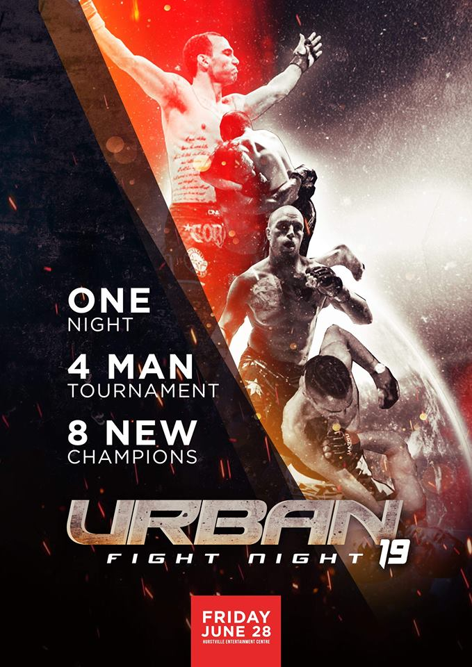 Urban Fight Night 19